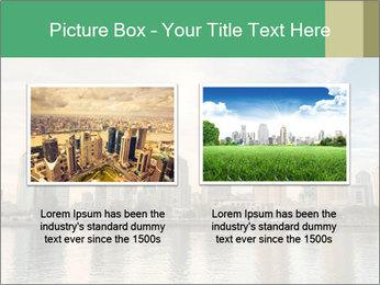 Skyline in California PowerPoint Template - Slide 18