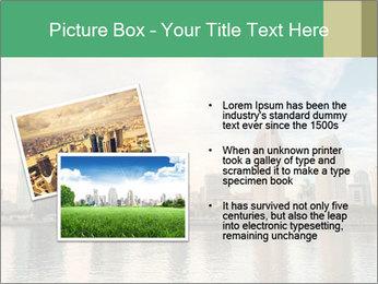 Skyline in California PowerPoint Template - Slide 20