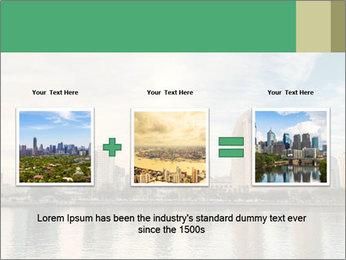 Skyline in California PowerPoint Template - Slide 22