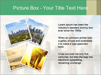 Skyline in California PowerPoint Template - Slide 23