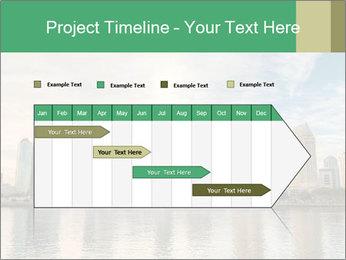 Skyline in California PowerPoint Template - Slide 25