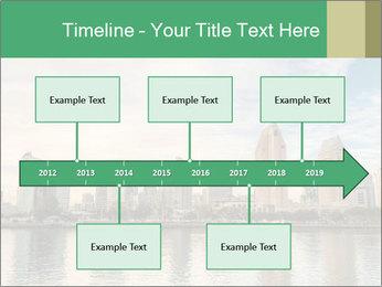 Skyline in California PowerPoint Template - Slide 28