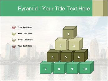 Skyline in California PowerPoint Template - Slide 31