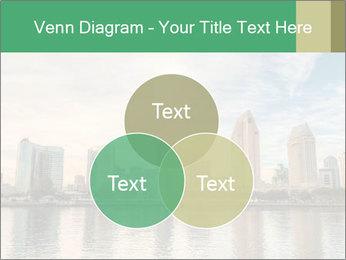 Skyline in California PowerPoint Template - Slide 33