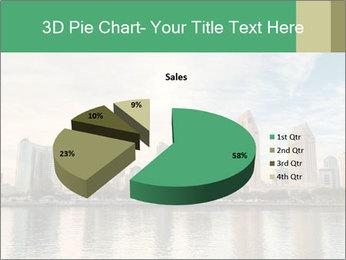 Skyline in California PowerPoint Template - Slide 35
