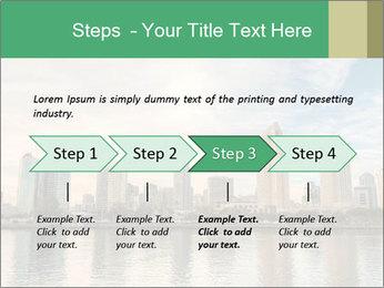 Skyline in California PowerPoint Template - Slide 4