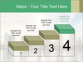 Skyline in California PowerPoint Template - Slide 64