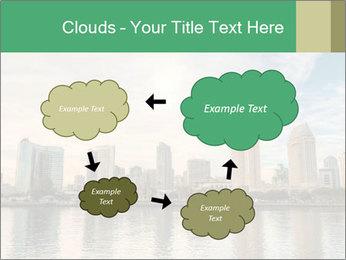 Skyline in California PowerPoint Template - Slide 72