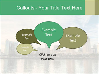 Skyline in California PowerPoint Template - Slide 73