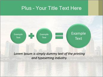 Skyline in California PowerPoint Template - Slide 75