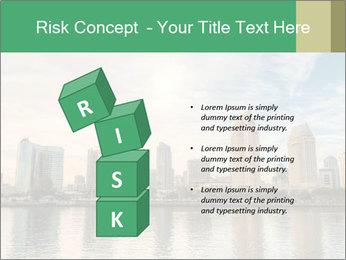 Skyline in California PowerPoint Template - Slide 81