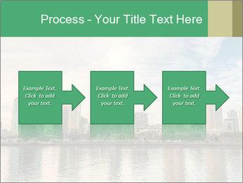 Skyline in California PowerPoint Template - Slide 88