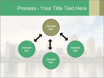 Skyline in California PowerPoint Template - Slide 91