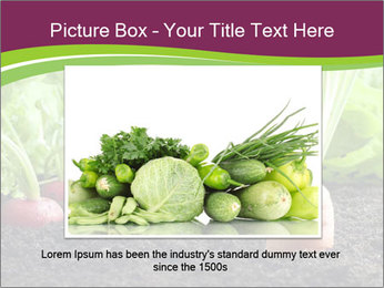 Vegetables PowerPoint Template - Slide 16