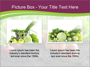 Vegetables PowerPoint Templates - Slide 18