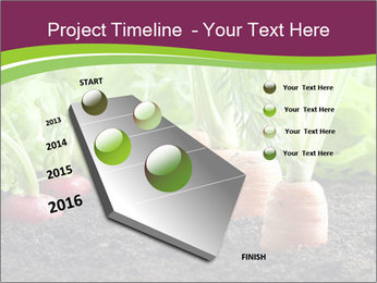 Vegetables PowerPoint Template - Slide 26