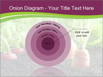 Vegetables PowerPoint Template - Slide 61