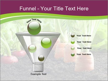 Vegetables PowerPoint Templates - Slide 63