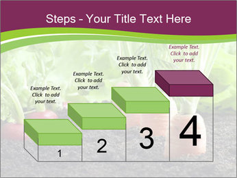 Vegetables PowerPoint Template - Slide 64