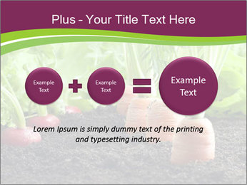 Vegetables PowerPoint Template - Slide 75