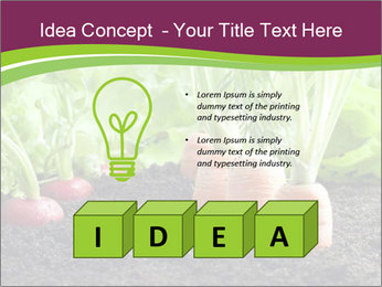Vegetables PowerPoint Templates - Slide 80