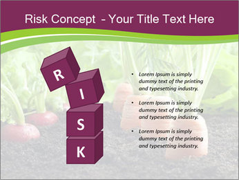 Vegetables PowerPoint Template - Slide 81