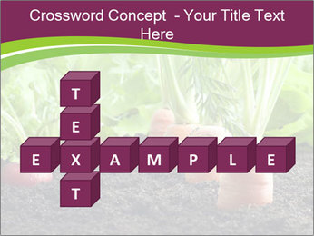 Vegetables PowerPoint Template - Slide 82
