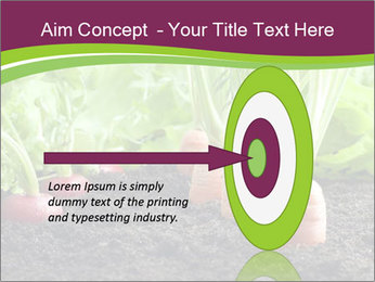 Vegetables PowerPoint Template - Slide 83