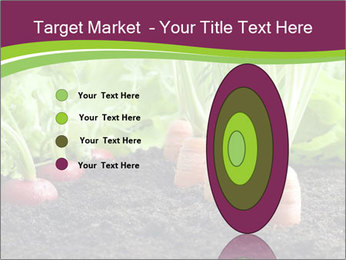 Vegetables PowerPoint Template - Slide 84