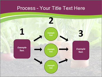 Vegetables PowerPoint Template - Slide 92