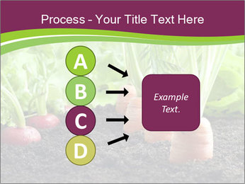 Vegetables PowerPoint Template - Slide 94