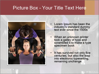 Personal Trainer PowerPoint Template - Slide 13