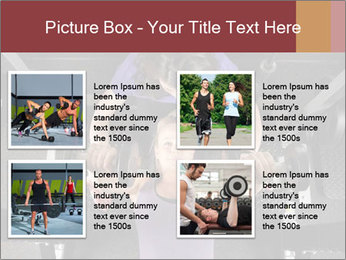 Personal Trainer PowerPoint Template - Slide 14