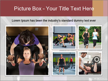 Personal Trainer PowerPoint Template - Slide 19