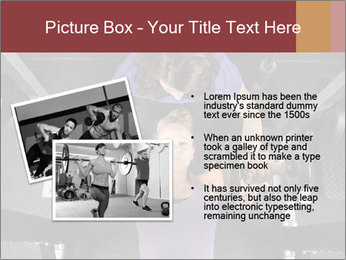 Personal Trainer PowerPoint Template - Slide 20