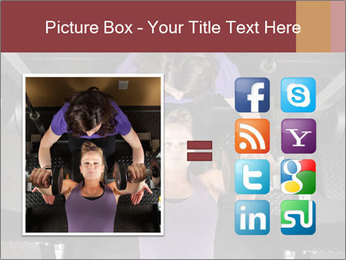 Personal Trainer PowerPoint Template - Slide 21
