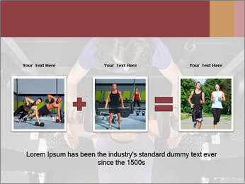 Personal Trainer PowerPoint Template - Slide 22