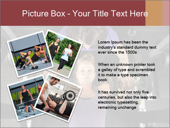 Personal Trainer PowerPoint Template - Slide 23