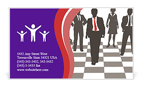 0000092482 Business Card Template