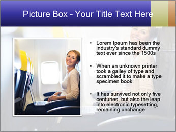 Woman working PowerPoint Template - Slide 13