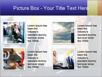 Woman working PowerPoint Template - Slide 14