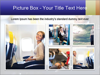 Woman working PowerPoint Template - Slide 19