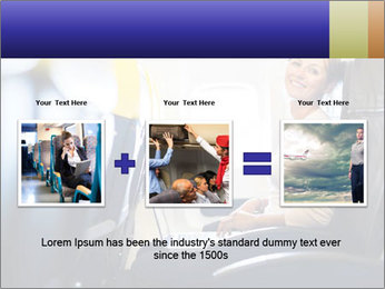 Woman working PowerPoint Template - Slide 22