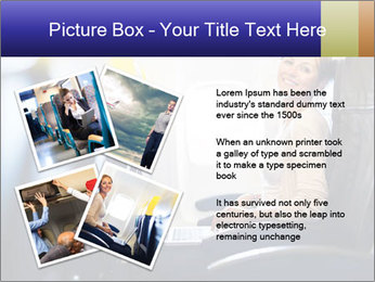 Woman working PowerPoint Template - Slide 23