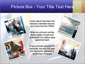 Woman working PowerPoint Template - Slide 24