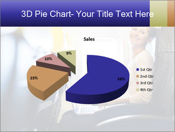 Woman working PowerPoint Template - Slide 35