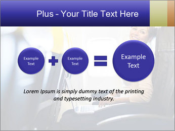 Woman working PowerPoint Template - Slide 75