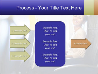 Woman working PowerPoint Template - Slide 85