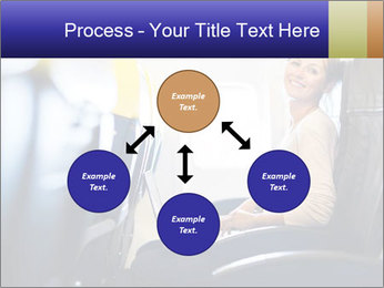 Woman working PowerPoint Template - Slide 91