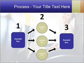 Woman working PowerPoint Template - Slide 92